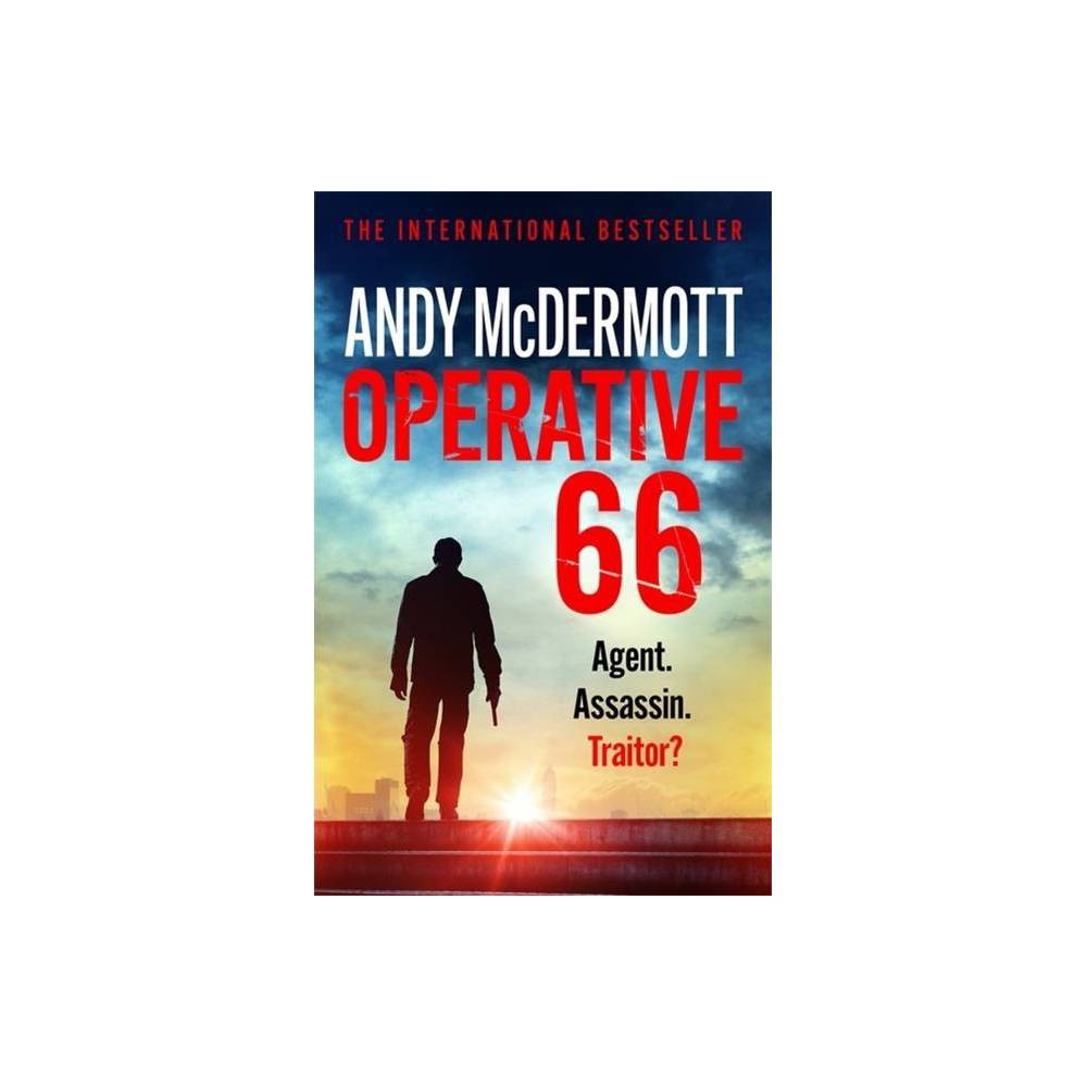 Operative 66 Alex Reeve By Andy Mcdermott Paperback