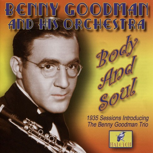 Benny & his goodman - Body and soul (CD) - image 1 of 1