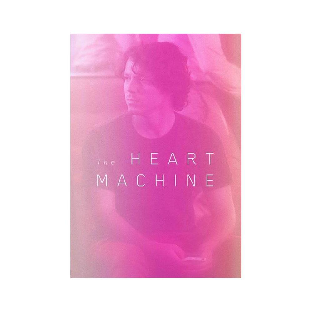 The Heart Machine Dvd 2015