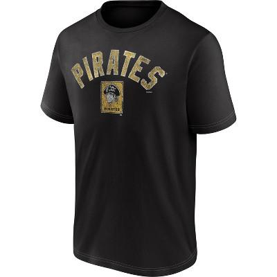 MLB Pittsburgh Pirates Men's Short Sleeve Bi-blend T-Shirt