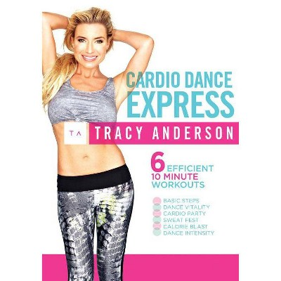 Tracy Anderson: Cardio Dance Express (DVD)(2015)