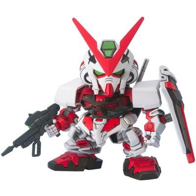 Bandai Hobby SEED BB #248 Gundam Astray Red Frame SD Model Kit