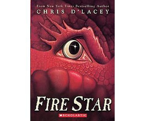 Fire Star ( Last Dragon Chronicles) (Reprint) (Paperback) - image 1 of 1