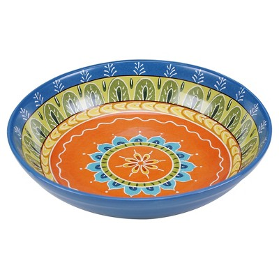 "Certified International Valencia Serving/Pasta Bowl 13.25"" x 3"""