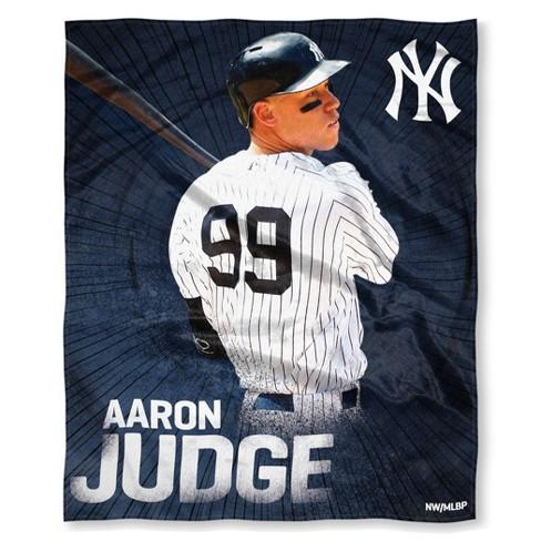 MLB New York Yankees Aaron Judge Silk Touch Throw Blanket - image 1 of 3
