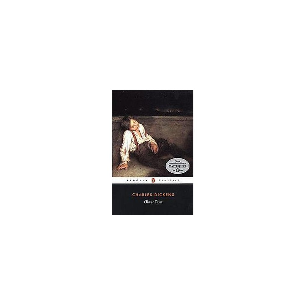 Oliver Twist (Reissue) (Paperback) (Charles Dickens)