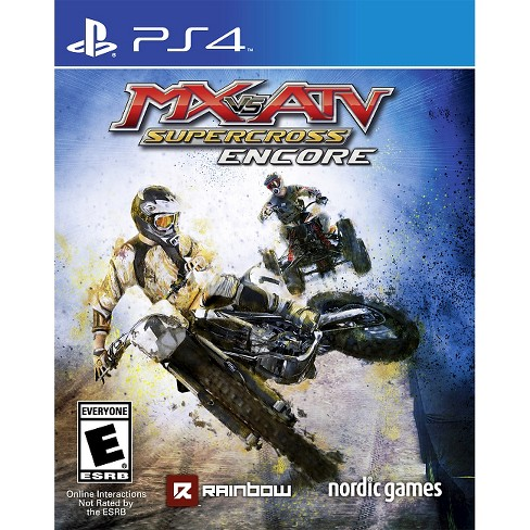 MX vs ATV: Supercross Encore Edition PlayStation 4 - image 1 of 7