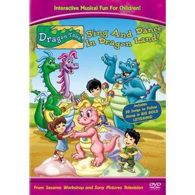 Dragon Tales: Sing & Dance in Dragonland (DVD)(2005)