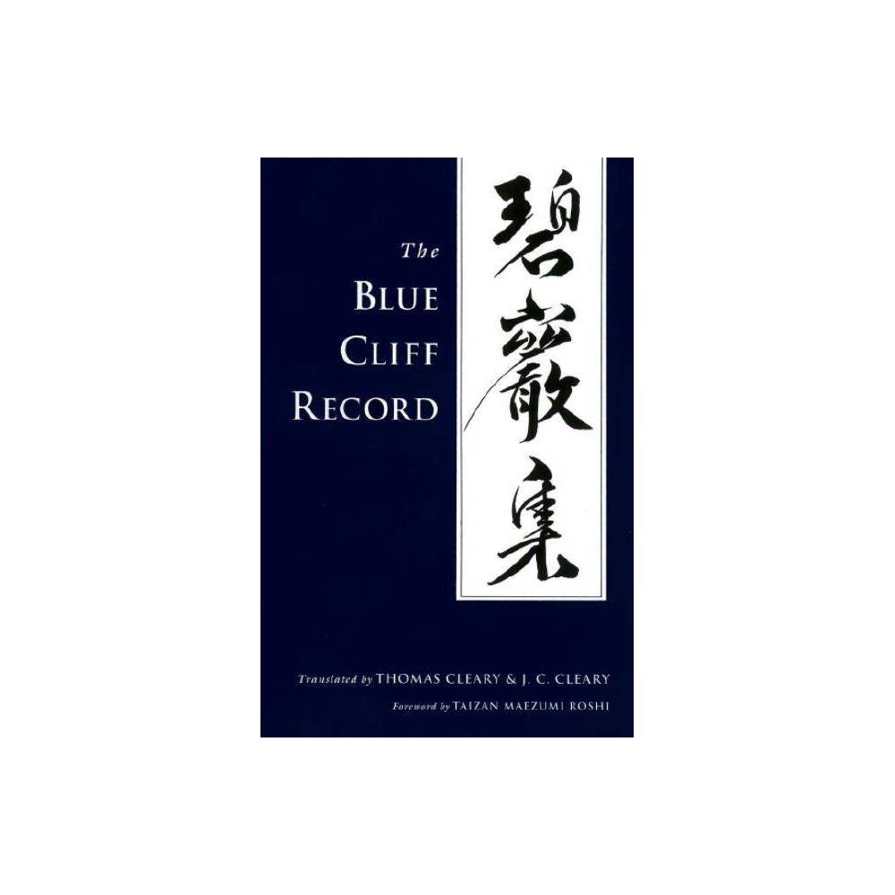 The Blue Cliff Record Paperback