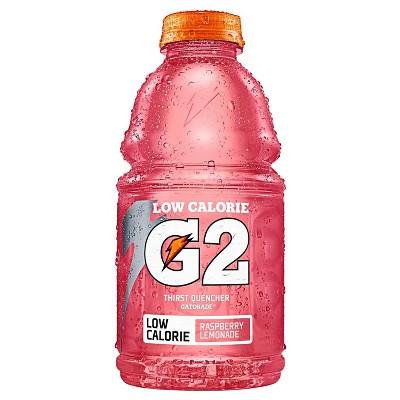 Gatorade G2 Raspberry Lemonade Sports Drink - 32 fl oz Bottle