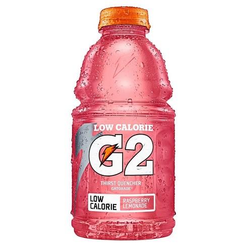 Gatorade G2 Raspberry Lemonade Sports Drink - 32 fl oz Bottle - image 1 of 4