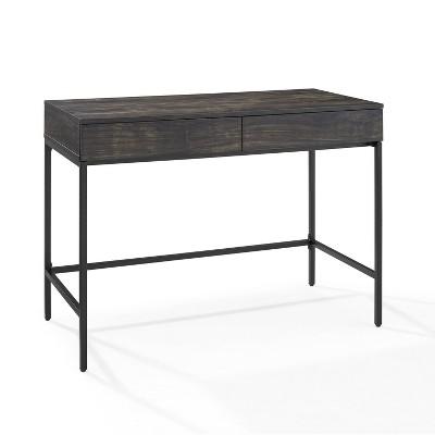 Jacobsen Desk Brown Ash - Crosley