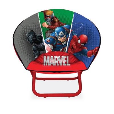 Avengers Kids Saucer Chair - Marvel