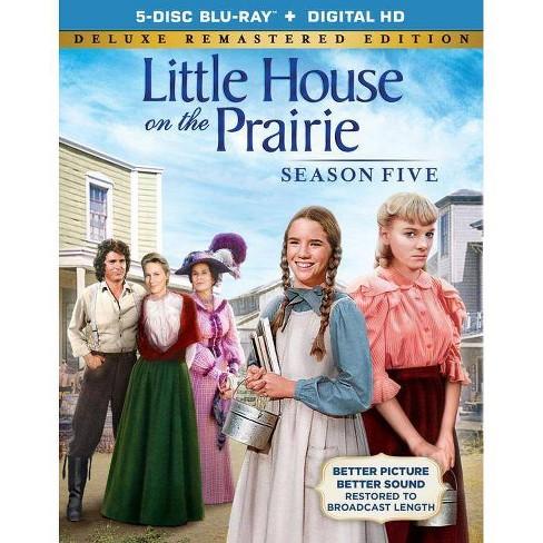 Little House On The Prairie: Season Five (Blu-ray) - image 1 of 1