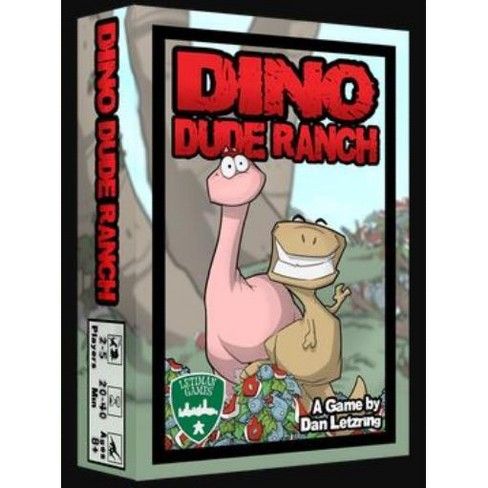 Dino Dude Ranch Board Game - image 1 of 1
