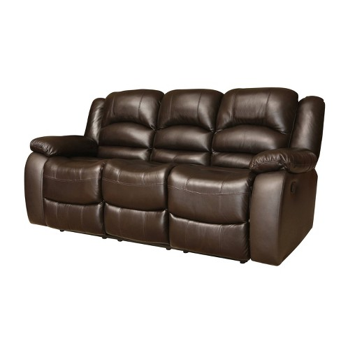 Featherstone Reclining Sofa - Abbyson Living - image 1 of 4