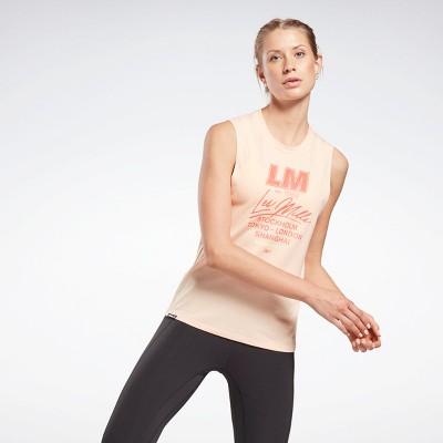 Reebok Les Mills® Muscle Tank Top Womens Athletic Tank Tops