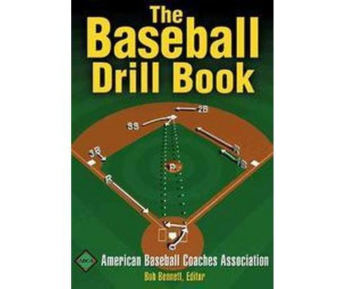 Baseball Drill Book (Paperback) - image 1 of 1