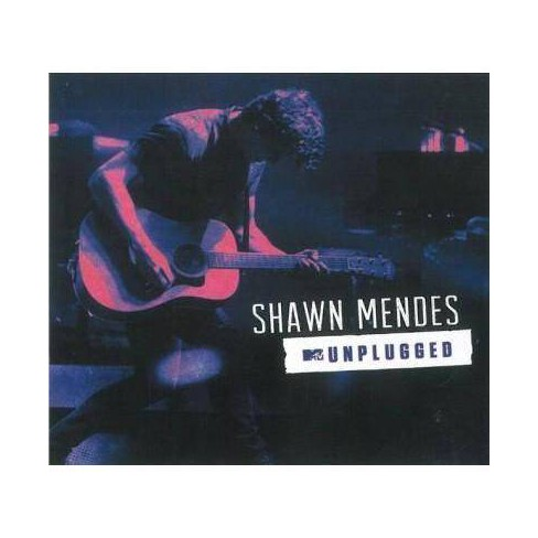 Shawn Mendes - Mtv Unplugged: Shawn Mendes (CD) - image 1 of 1
