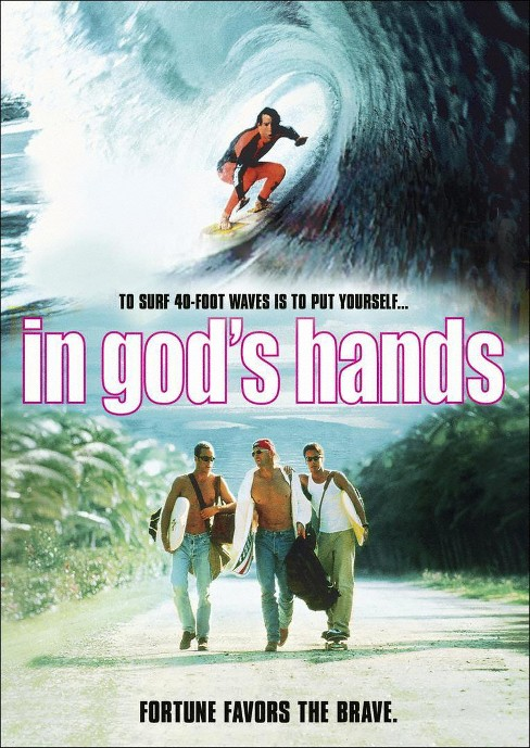 In god's hands (DVD) - image 1 of 1