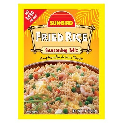Sun Bird Fried Rice Seasoning Mix 0.74oz
