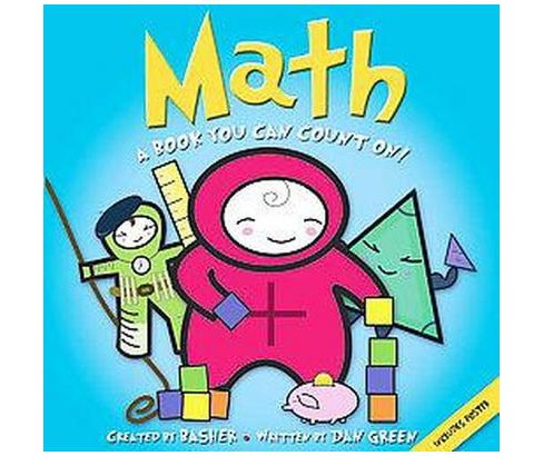 Math : A Book You Can Count on (Paperback) (Dan Green) - image 1 of 1