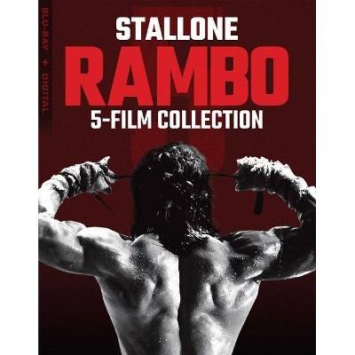 Rambo 1-5 (Blu-ray + Digital)