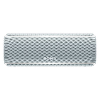 Sony XB21 Waterproof Wireless Bluetooth Speaker - White (SRSXB21/W)