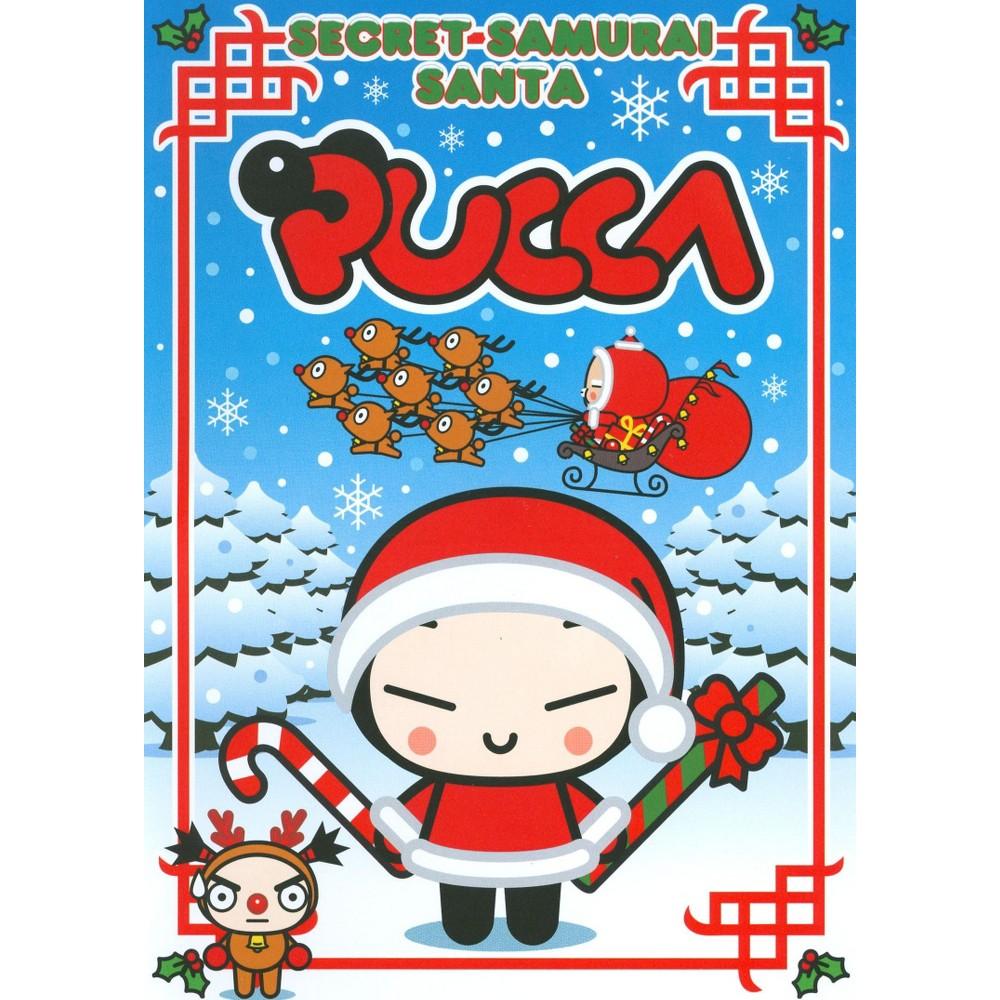 Pucca Secret Samurai Santa Dvd 2008