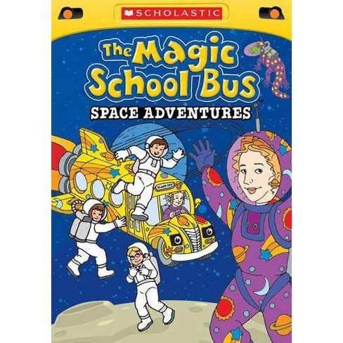 The Magic School Bus: Space Adventures (DVD) - image 1 of 1