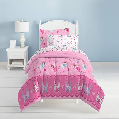 Magical Princess Mini Bed in a Bag - Dream Factory