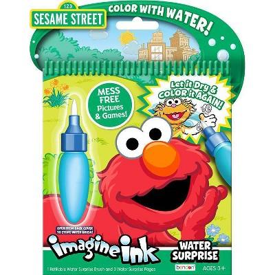 Sesame Street Imagine Ink Water Surprise : Target