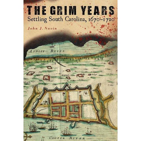 The Grim Years - by  John J Navin (Hardcover) - image 1 of 1
