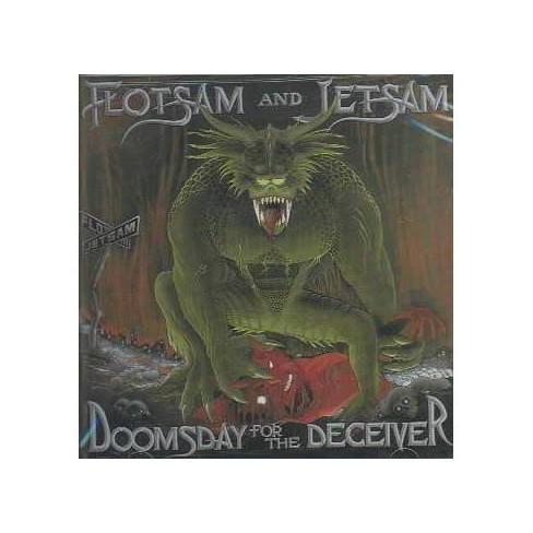 Flotsam and Jetsam (US) - Doomsday for the Deceiver (CD) - image 1 of 1