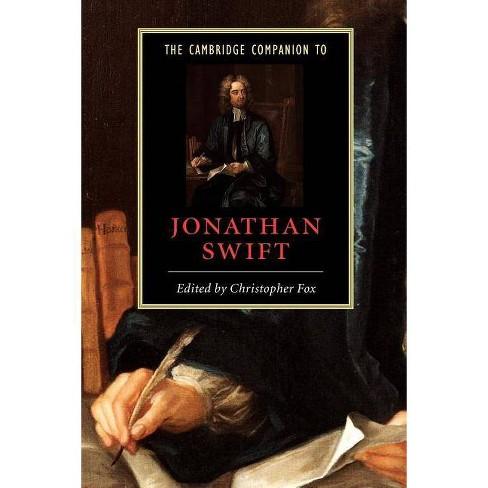 The Cambridge Companion to Jonathan Swift - (Cambridge Companions to Literature) (Paperback) - image 1 of 1