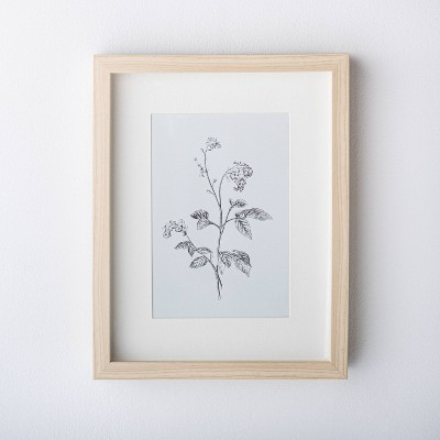 "11"" x 14"" Wild Blossom Art Print - Threshold™ designed with Studio McGee"