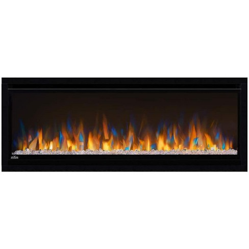 Napoleon Products Alluravision Deep Wall Mount Electric Fireplace Target