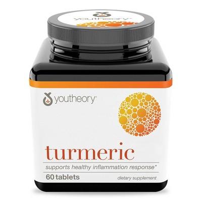 Youtheory Turmeric Tablet - 60ct