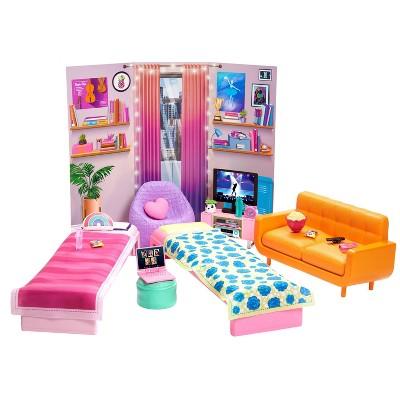 Barbie: Big City, Big Dreams Dorm Room Playset