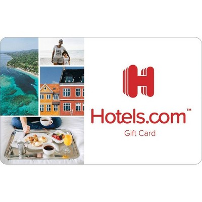 Hotels.com $50 (Email Delivery)
