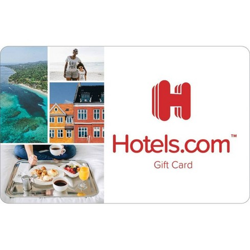 Hotels Com Gift Card Email Delivery Target