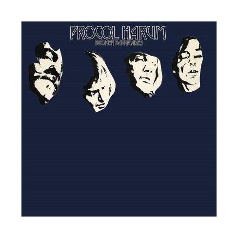 Procol Harum - Broken Barricades (CD) - image 1 of 1