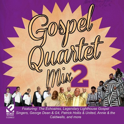 Various - Gospel Quartet Mix: Vol. 2 (CD)