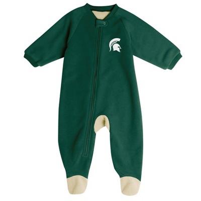 NCAA Colorado State Rams Baby Boys' Blanket Sleeper - 6-9M