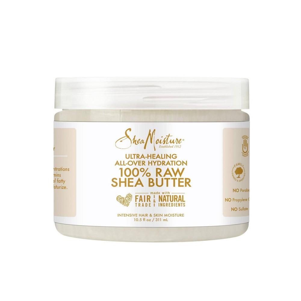 Image of SheaMoisture 100% Raw Shea Butter 10.5 oz