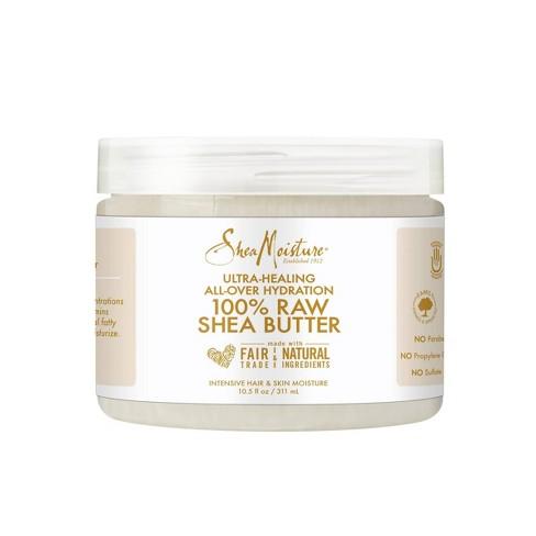 SheaMoisture 100% Raw Shea Butter 10.5 oz - image 1 of 4