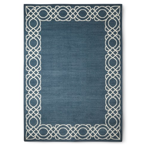 Maples Area Rug - Overcast Blue (7'X10') - image 1 of 2