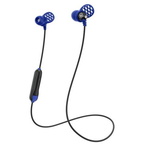 f51719013f8 JLab Metal Wireless Earbuds - Blue (METALBTBLU) : Target
