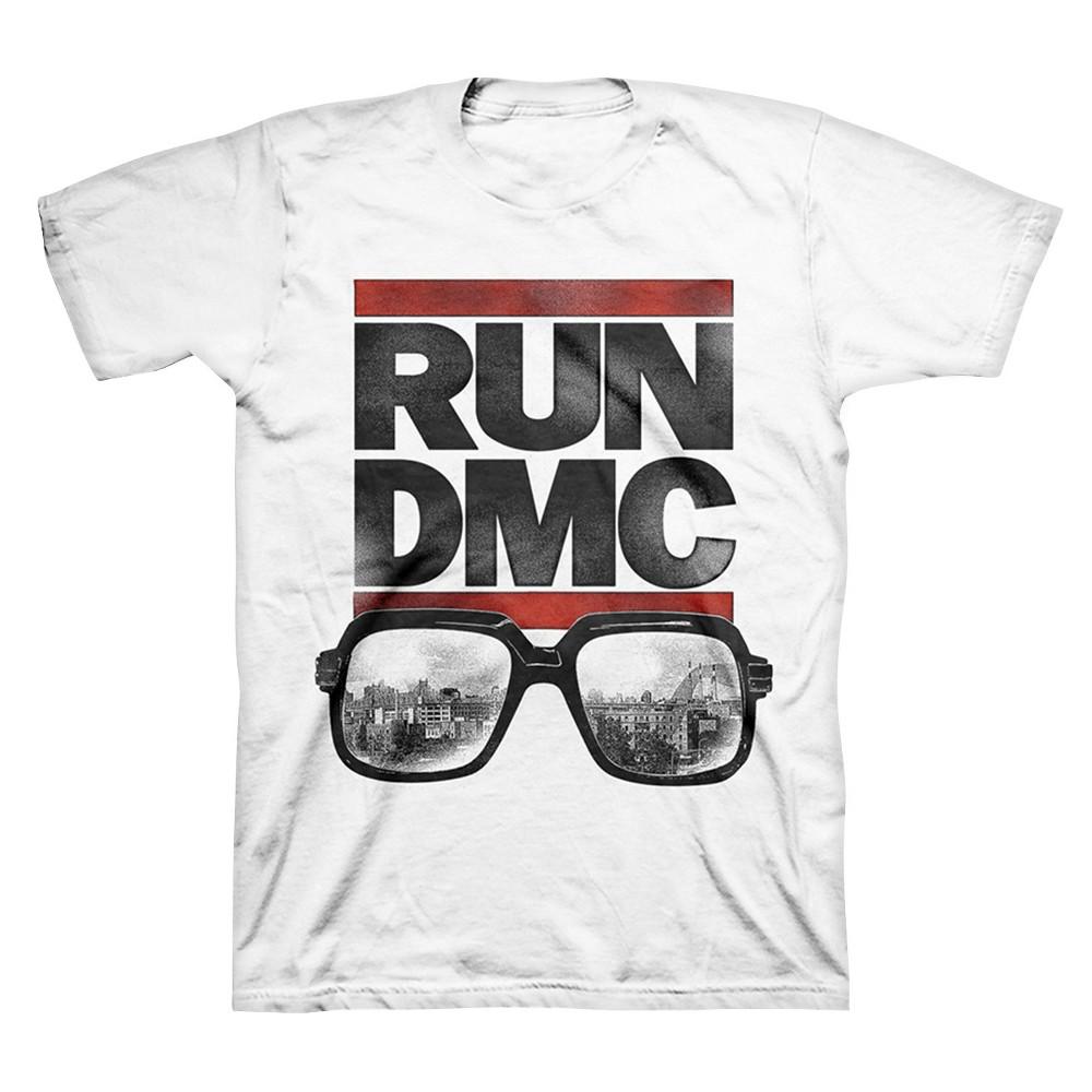 Men's Run-D.M.C T-Shirt - White M