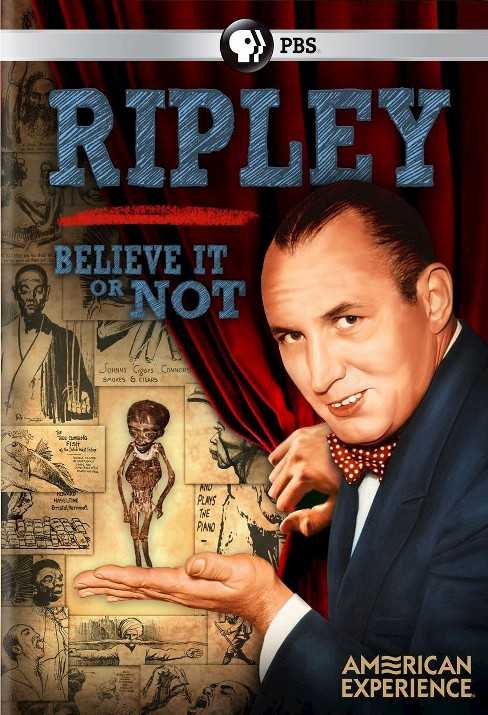 American experience:Ripley believe it (DVD) - image 1 of 1